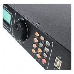 Procesor audio digital, 24-bit AD/DA DSP206, t.Racks, pentru claritate si control in aplicatii audio