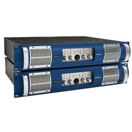 Amplificator de Putere 2x1000W, HPD2004, Proel