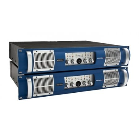 Amplificator Audio Digital 4x1000W,  HPD4004, Proel