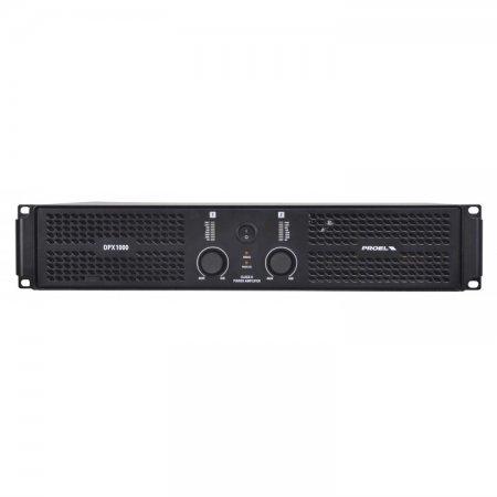 Amplificator de putere  clasa D, DPX1000, Proel