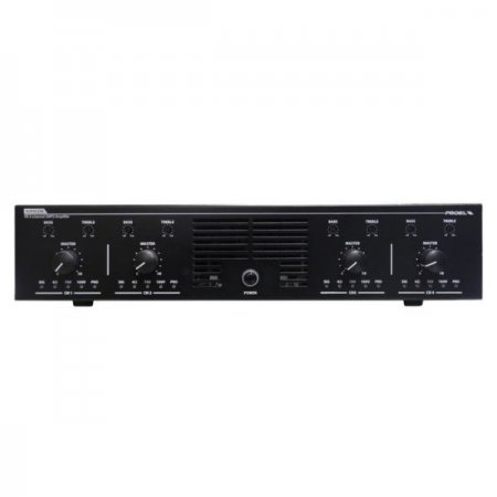 Amplificator audio 4 canale independente, 125 W fiecare, AUP4125S, Proel
