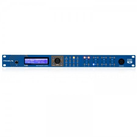 Procesor de semnal digital RTA si control de la distanta PRONET, PC260, Proel