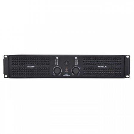 Amplificator de putere  cu SMPS, Clasa D, DPX2000, Proel