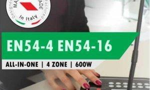 Exemplu de aplicatie Sistem EVAC EN-54-16