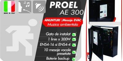 Proel AE300 este la modă!