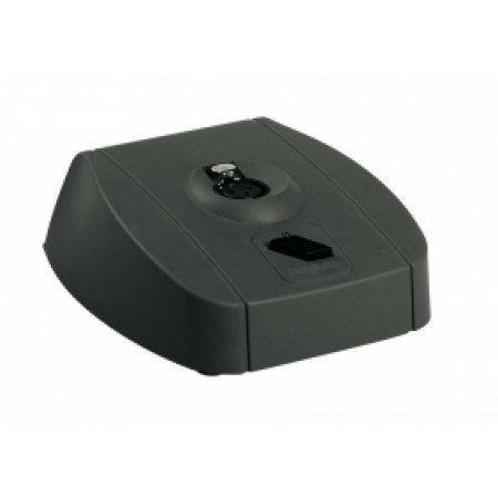 Baza microfonica universala, fara brat, iesire pe XLR, buton on / off, BM103T, Proel