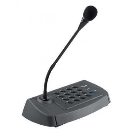 Microfon Anunturi - Apel pe 16 Zone, BM16, Proel
