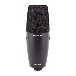 Microfon de studio cardioid low noise pentru recording Proel CM12 USB