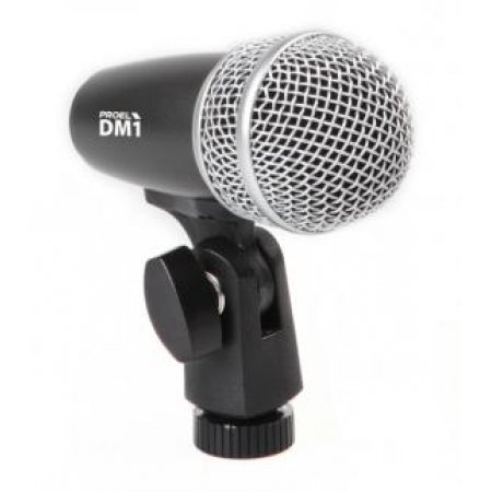 Microfon cu Fir - Percutie DM1, Proel