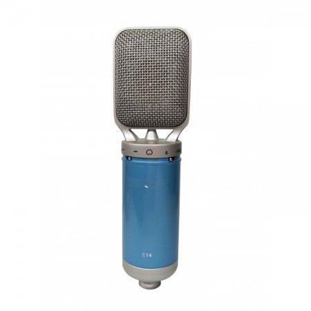 Microfon profesional condenser pentru studio, C14 Proel