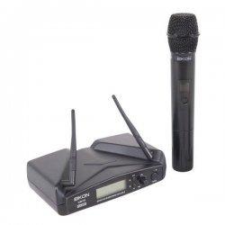 Set radiomicrofon de mana, PLL / UHF, 16 canale, WM700M, Proel