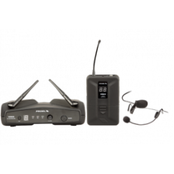 Sistem Wireless cu Microfon Headset, WM 600H, Proel
