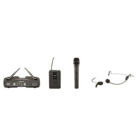 Sistem Microfoane Wireless, WM600DKIT, Proel
