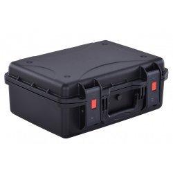 Valiza transport si depozitare tip Pelican Case neagra Proel PPCASE04