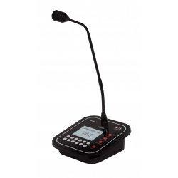 Baza microfonica digitala cu 10 taste programabile display LCD si certificare EN54-16 Proel DBE108