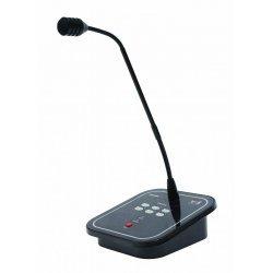 Baza microfonica digitala complet monitorizata cu 6 taste certificata EN 54-16 Proel DBE06