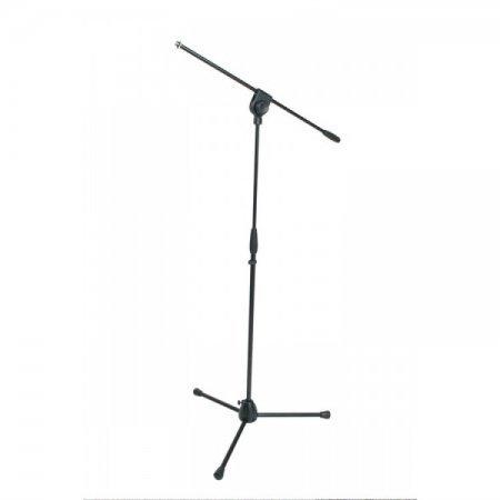 Suport de microfon cu baza trepied si brat extensibil, PRO100BK, Proel