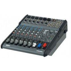 Mixer Amplificat 8 Intr. Efecte Digitale si USB, M500USB, Proel
