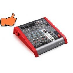 Mixer Audio Profesional 2 Canale Mono si 2 Stereo, M602FX