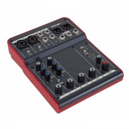 Mixer compact 6 canale Proel MQ6