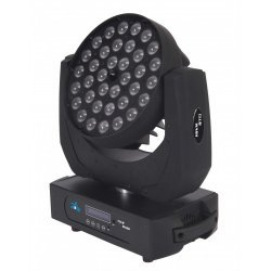 Moving Head Club Wash led 36 x 10 W RGBW / FC, zoom 8* - 50*, DMX, SGCLWASH, Proel Sagitter