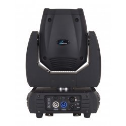 Moving Head Spot , 1 led x 150 W, unghi 13.2*, colour wheel si gobo, SG LTSPOTR5, Proel Sagitter