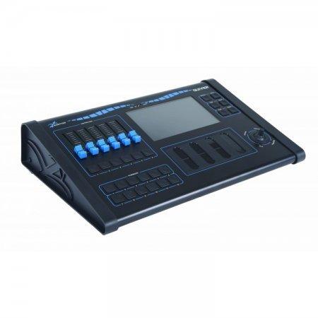 Consola DMX digitala, interfata grafica intuitiva, max. 1536 canale cu extindere, SGQUIVER, Proel Sagitter