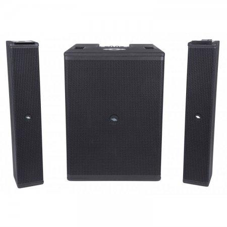 Sistem audio line array activ portabil 600W Proel SESSION6