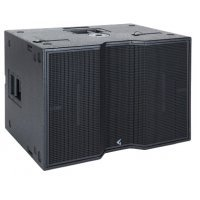 Subwoofer activ Manifolded band-pass dual 2000 Wati PROEL AXIOM SW215A