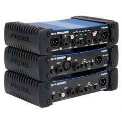 Unitate DI BOX activa stereo cu 2 canale Proel DB2A