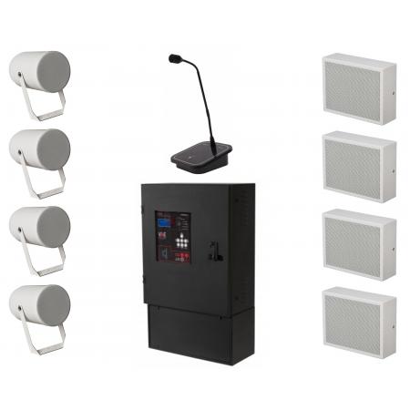 Sistem EVAC Pentru Interior/Exterior Hotel