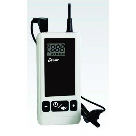 Emitator portabil, vizite ghidate TM200T