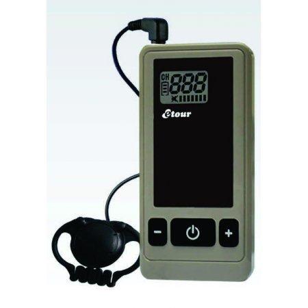 Receptor portabil, cu casti, TM200R