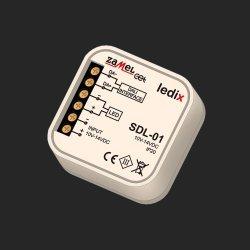 Controler DALI - o culoare - iluminat led – SDL-01, Ledix