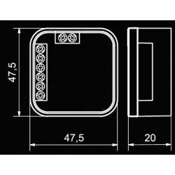 Controler DALI – RGB - iluminat led – SDL-11