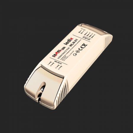 Amplificator RGB – iluminat LED, WLN-01, 10-14V, Ledix