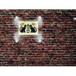 Tico – Lampa Iluminat Special Living, Trepte, Holuri