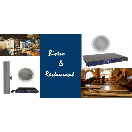 Instalatie Sonorizare Restaurant Bistro