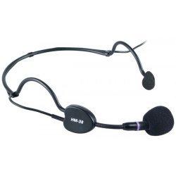 Microfon tip headset condenser cardioid, Proel HCM38