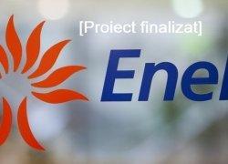 AMRO a echipat casieriile Enel din țară cu sisteme public address