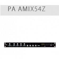 Sistem de sonorizare pentru retail / spatiu comercial / pub, cu boxe de perete si subwoofer