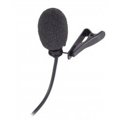Microfon lavaliera condenser omnidirectional, LCH100AK, Proel