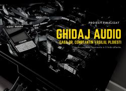 Audio ghidul la Casa Constantin Vasiliu
