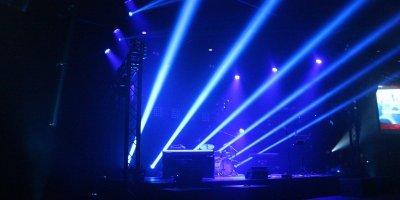 Iluminat arhitectural si de spectacol pentru sarbatori