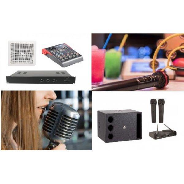 karaoke sistem comet, pret sistem karaoke, echipamente audio profesionale, amplificator audio, mixer audio, boxe de tavan, difuzoare de perete, microfoane wireless, subwoofere scena, proel italia