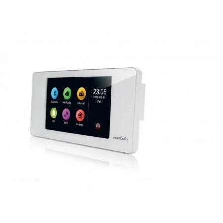 modul activ Bluetooth 2*20w 8 ohm, MP3, SD card and AUX input, network audio source; sistem audio wireless, sistem audio android, sistem audio touchscreen, amro electronic grup importator echipamente audio profesionale;