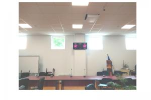 Conferinta si vot electronic la Consiliul Local din Alba Iulia