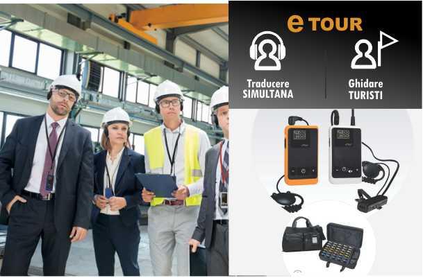 Comunica eficient cu turistii sau cu vizitatorii in tururile ghidate. Alege solutii Tourguide