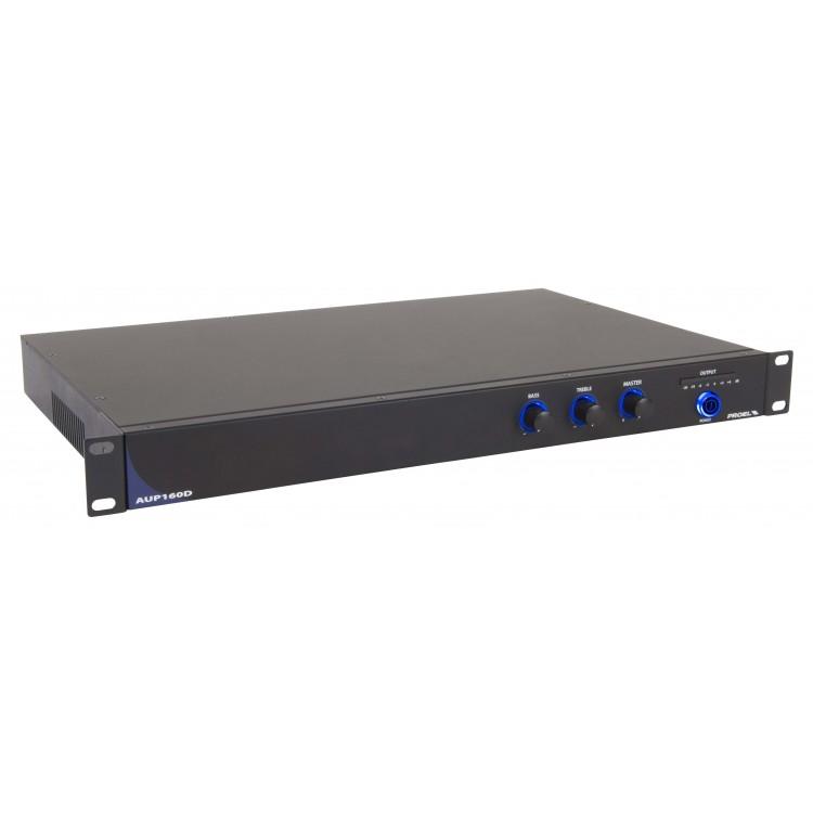 Amplificator de putere 160W, SMPS, AUP160D, Proel