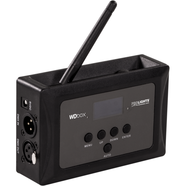 Emitator-Receptor-DMX-XLR-3p-2.4-GHz-raza-200m-WDBOX-Music-and-Lights